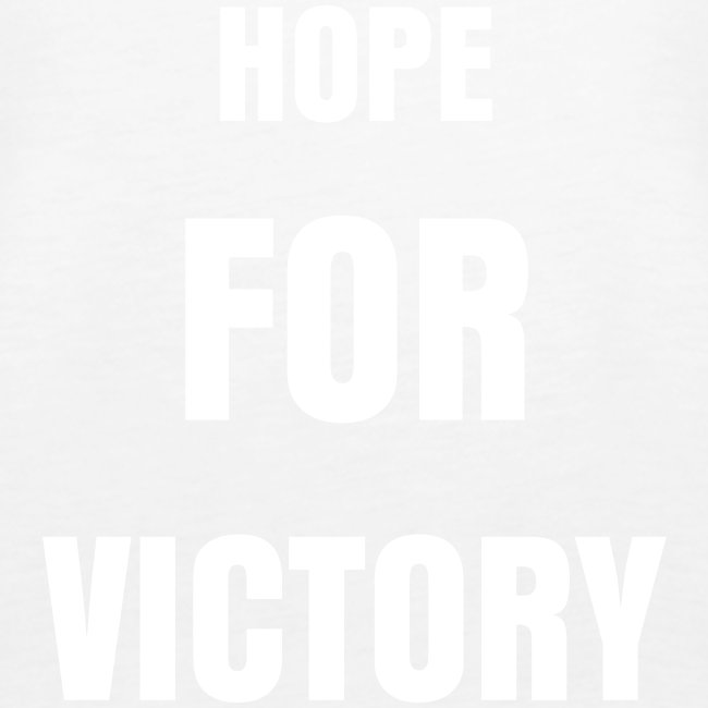 hope for victory spagetthi topp- damer
