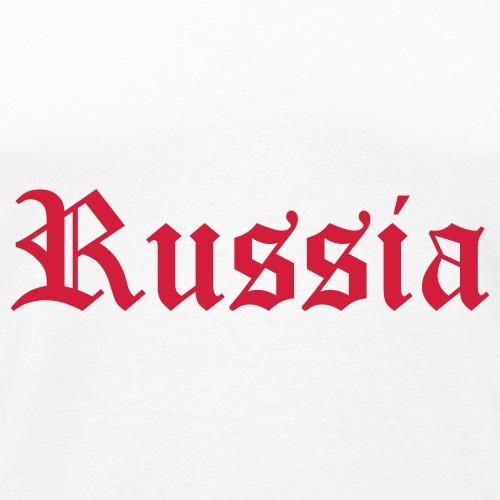 Russia (готический шрифт)