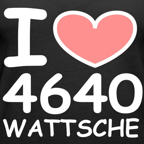 I love 4640 Wattsche