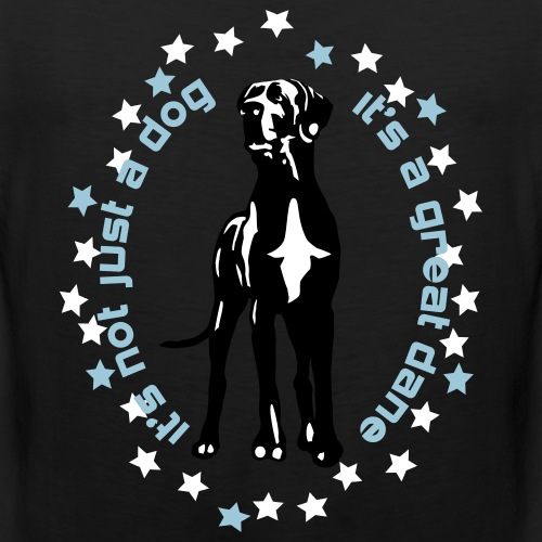 it's a great dane Vorstehende Dogge