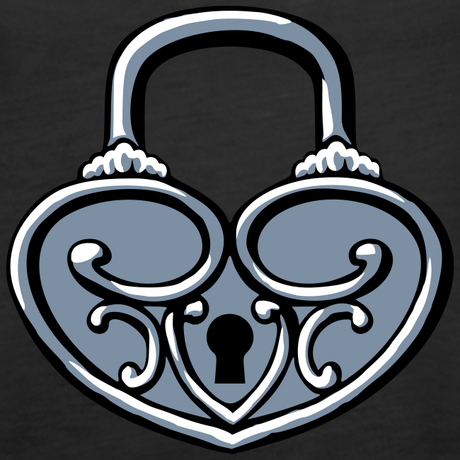 Pop My Lock 3D-Silver