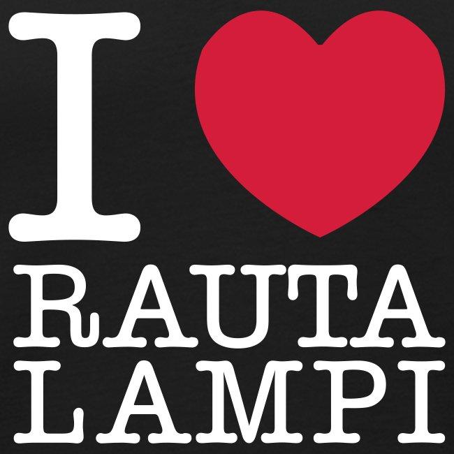 I love Rautalampi - hihaton