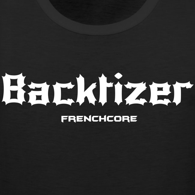 Backtizer Tank Top Male