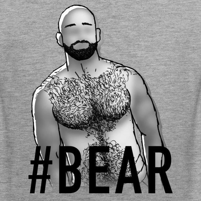 GAY TRIBE GEAR TANK / BEAR