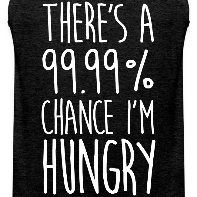 There's a 99,99% Chance