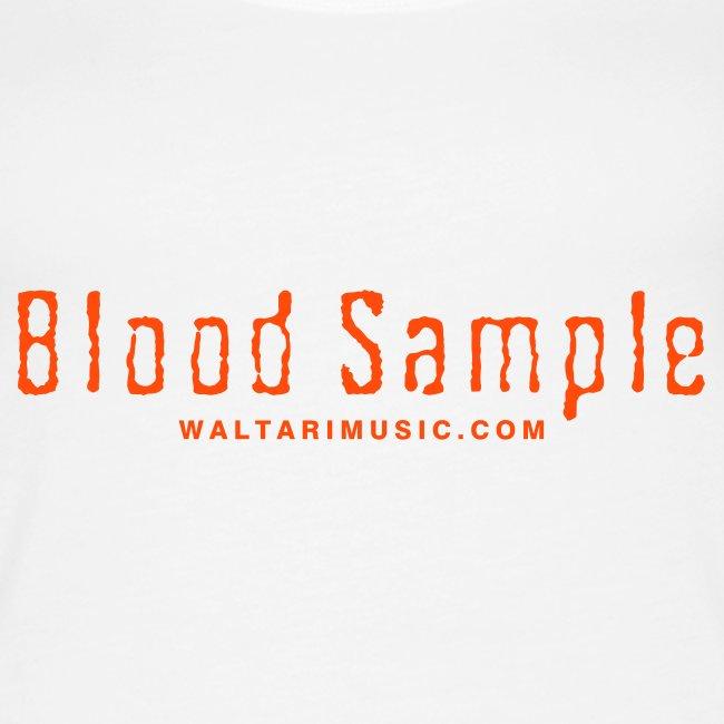 Waltari Blood Sample Girlie Racerback