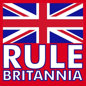 Red Rule Britannia Men's T-Shirts - Men's T-Shirt
