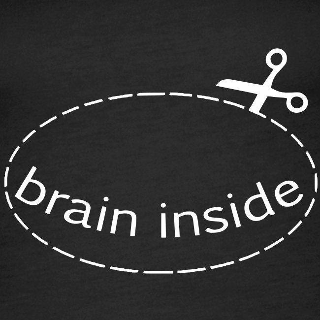 Lochshirt Brain - Tank Top/Flex