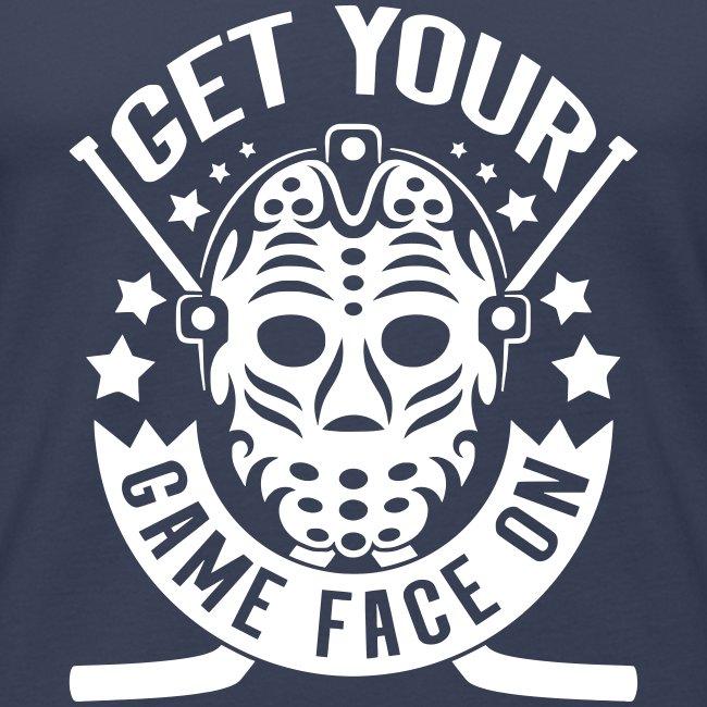 Get Your Game Face On Men's Vest Top