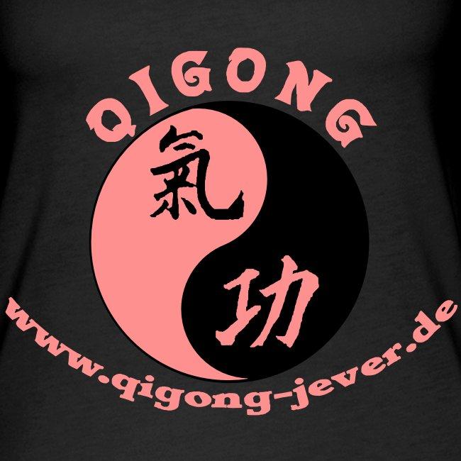 Qigong in Jever Tank Top