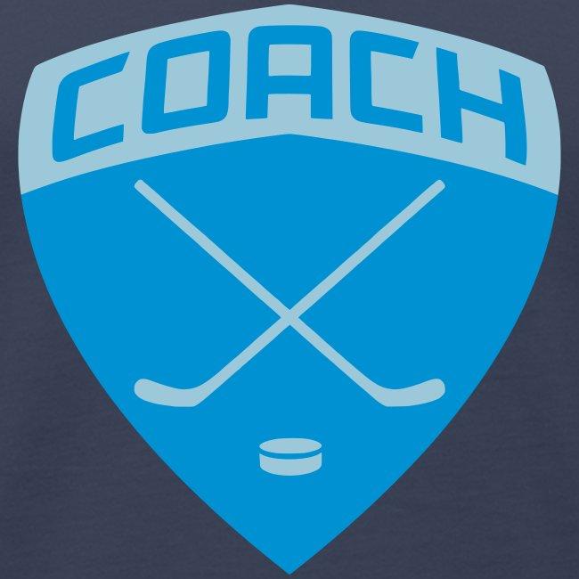 Ice Hockey Coach Men's Vest Top
