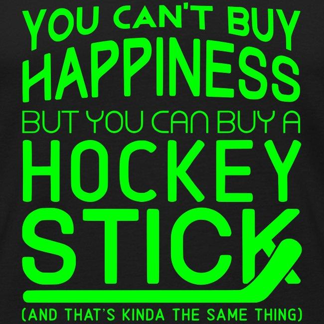 You Can't Buy Happiness (Hockey) Men's Vest Top