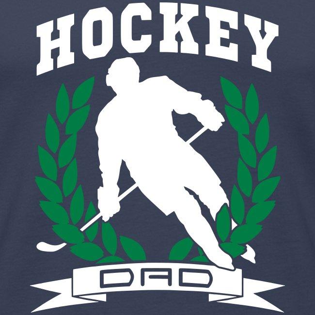 Hockey Dad Vest Top