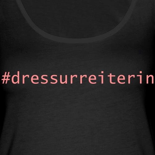 hashtag_dressurreiterin