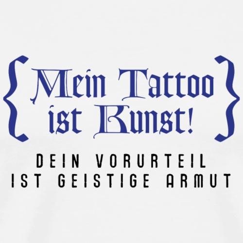 Tattoos Kunst Körperkult Vorurteile geistige Armut