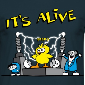 its_alive_chick_d Tee shirts - T-shirt Homme