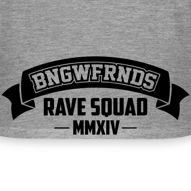 Rave Squad Premium-Longsleeve (+Backprint!)