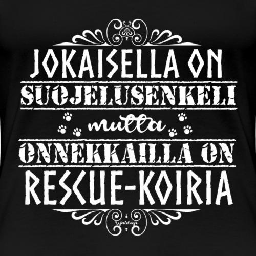 Rescue-Koiria Enkeli V