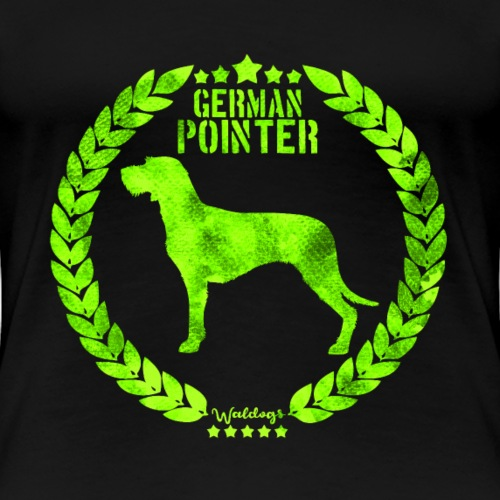 German Pointer Army WH 01