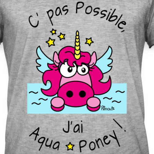 Licorne Rose Aquaponey 2