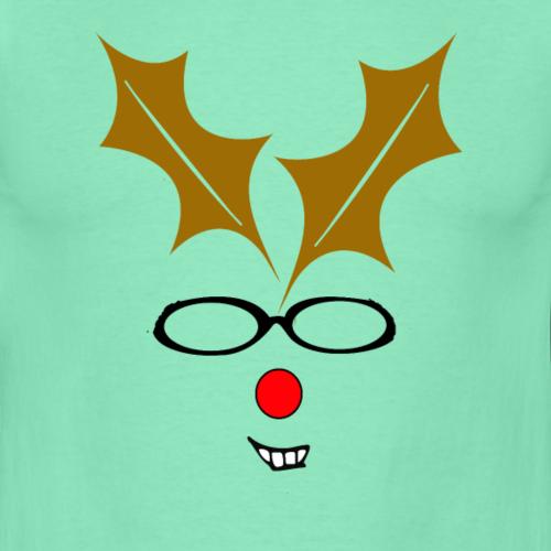 Hipster Christmas Deer