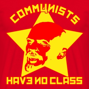 Red Communists Have No Class Men's T-Shirts - Men's T-Shirt