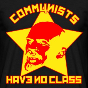 Black Communists Have No Class Men's T-Shirts - Men's T-Shirt
