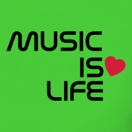 Diseño ~ Music Loves Me - Chica