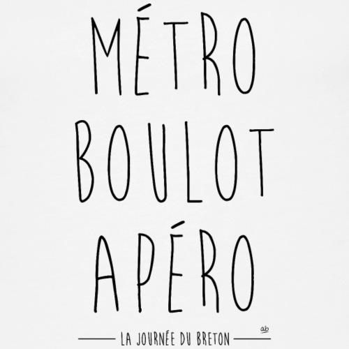 Métro Boulot Apéro