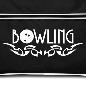 bowling_tribal_1c Bags  - Retro Bag