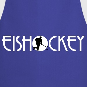 eishockey_e_2c  Aprons - Cooking Apron
