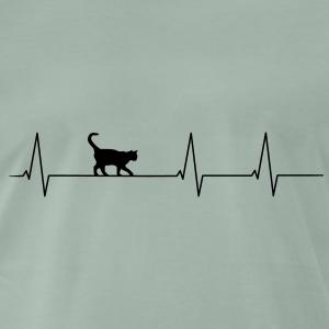 Katzen Herzschlag