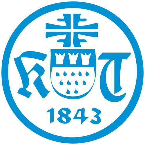 KT43 Volleyball Logo uni