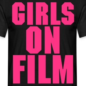 Girls On Film - Men's T-Shirt
