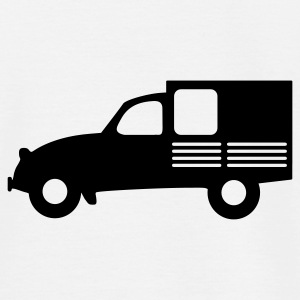 2CV Van T-Shirt - Men's T-Shirt