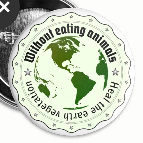 World Vegan Logo - without eating animals