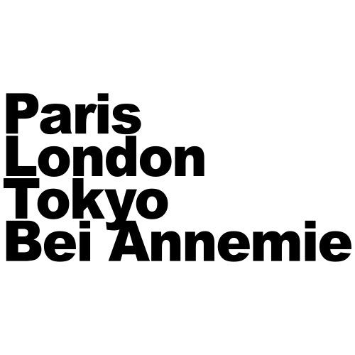 KT 43  Paris London Tokyo Bei Annemie