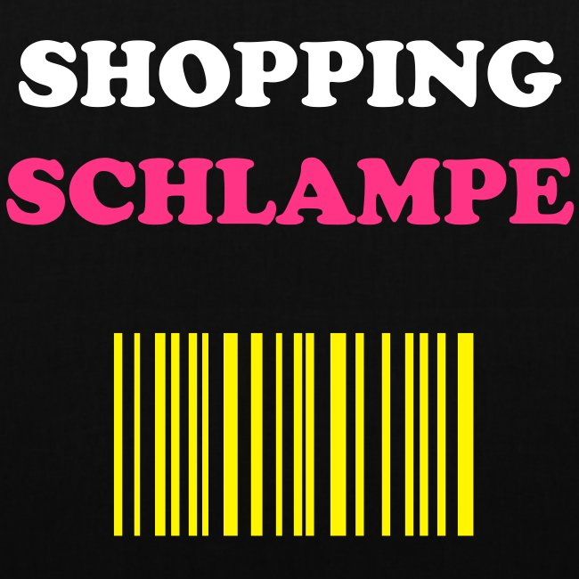 Shopping Schlampe