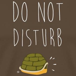 Do not disturb !