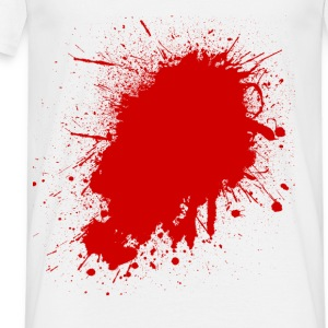 Blood Splat - Men's T-Shirt