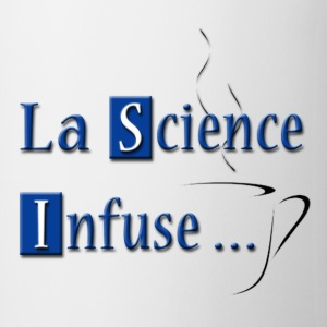 Blanc La Science Infuse Tasses - Tasse