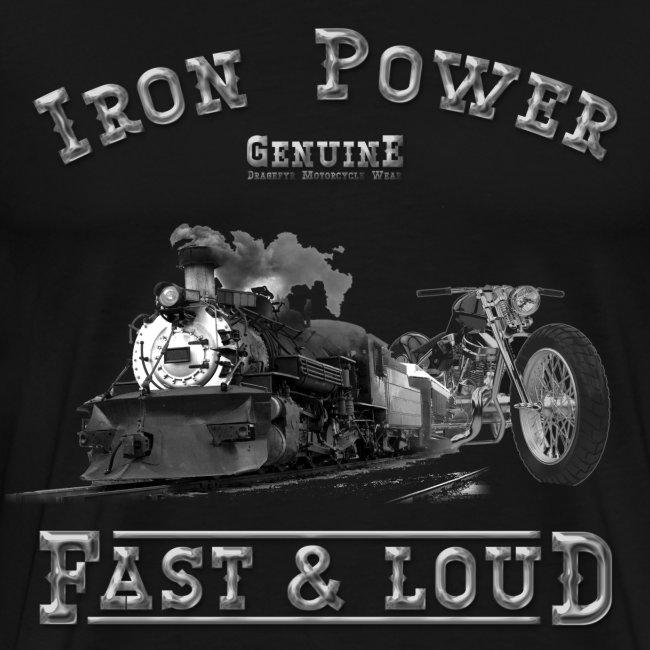 Iron Power | Biker T-Shirt