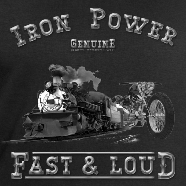 Iron Power | Biker Sweatshirt