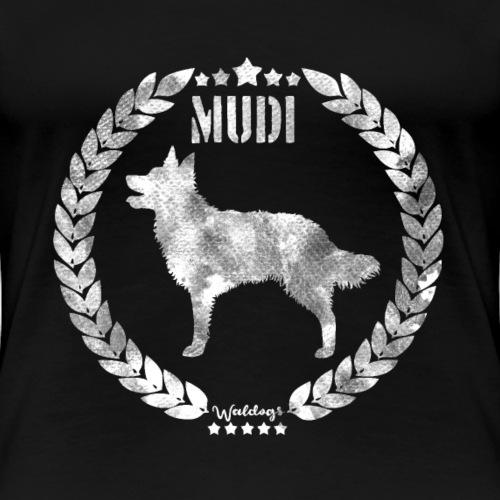 Mudi Army Silver