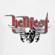 Motiv ~ HELLFEST Shirt white