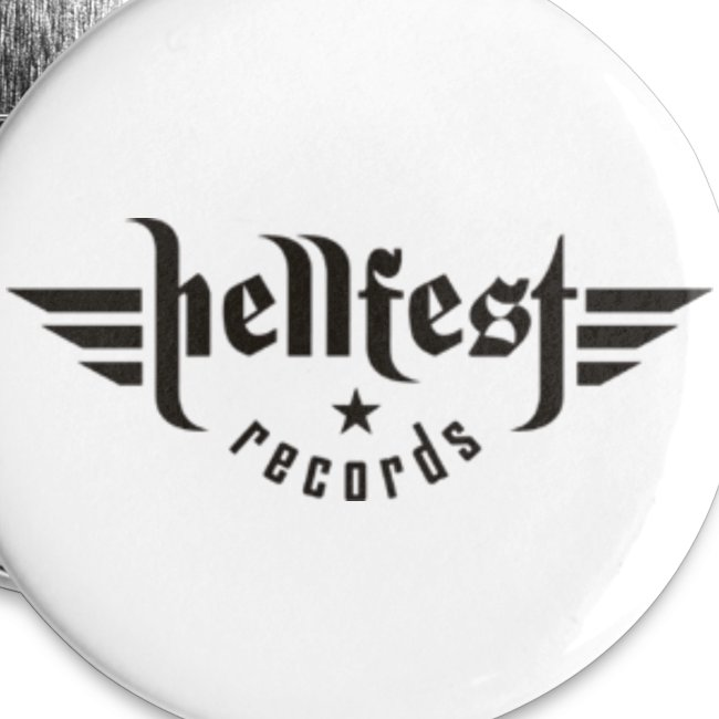 HELLFEST RECORDS Buttons