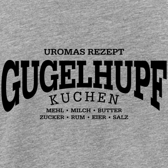 Gugelhupf Kuchen (black)