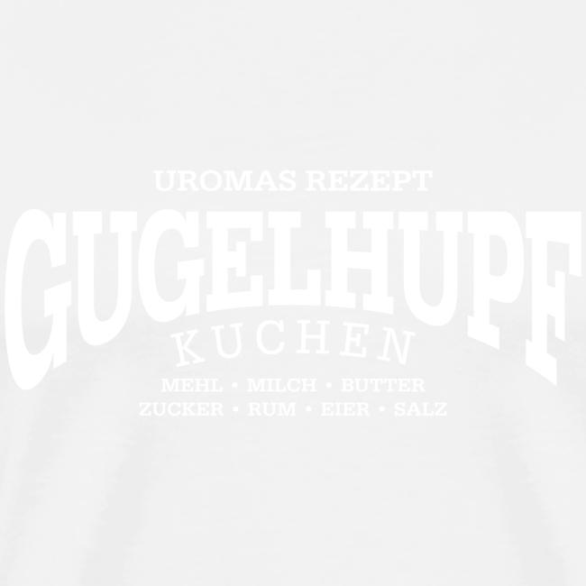 Gugelhupf Kuchen (white)