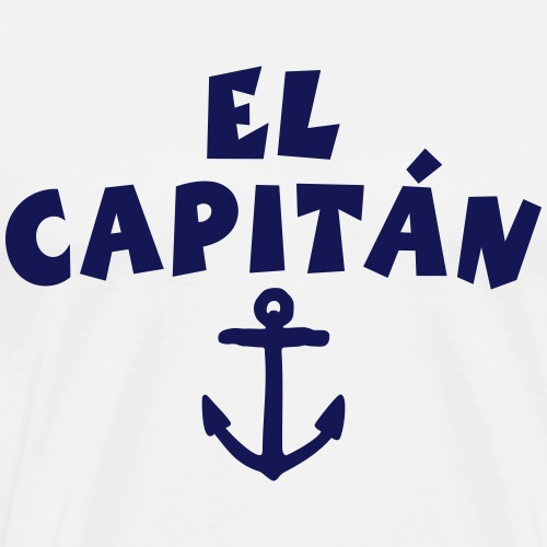 El Capitán Anker Kapitän Segel Design