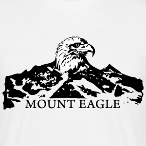 Mount Eagle - Männer T-Shirt